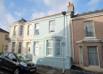 Thumbnail 3 bedroom terraced house to rent in Desborough Road, Plymouth
