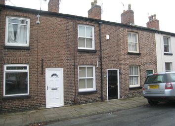 Thumbnail 2 bed terraced house to rent in High Street, Macclesfield