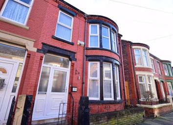Thumbnail 4 bed semi-detached house for sale in Hampstead Road, Wallasey, Merseyside