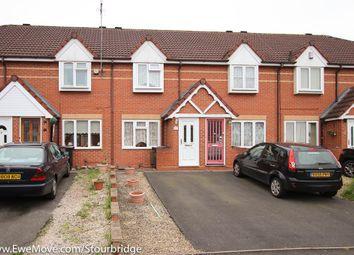 Thumbnail 2 bed terraced house for sale in Hodnet Drive, Pensnett, Brierley Hill