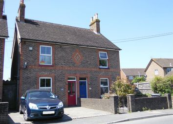 Thumbnail 3 bed semi-detached house for sale in Station Road, Hailsham