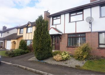 Thumbnail 3 bed semi-detached house for sale in Meadowside, Glenavy