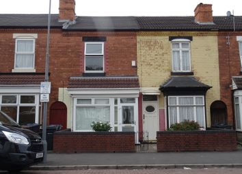 Thumbnail 4 bed terraced house to rent in Brantley Road, Witton
