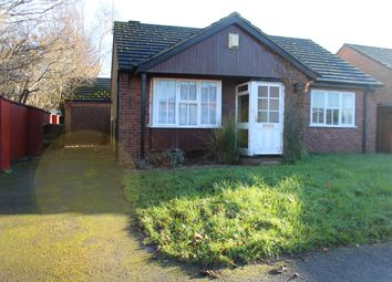 Thumbnail 2 bed detached bungalow for sale in Roman Wharf, Lincoln