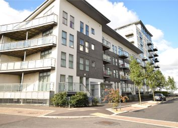 Thumbnail 2 bed flat for sale in Clarinda House, Clovelly Place, Greenhithe, Kent
