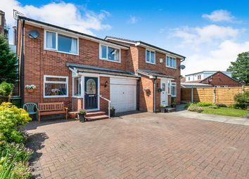 Thumbnail 3 bed semi-detached house for sale in Seddon Gardens, Manchester