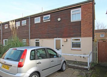 Thumbnail 3 bed town house for sale in Mossgate, Leicester