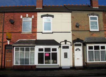 Thumbnail 3 bed terraced house for sale in Alexandra Road, Handsworth