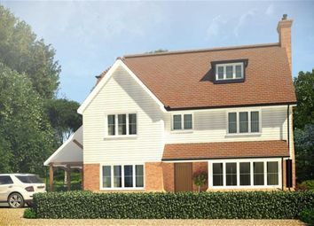Thumbnail 5 bedroom detached house for sale in Chestfield Farm, Whitstable, Kent