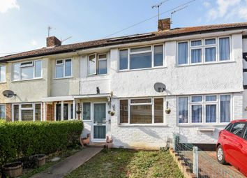 Thumbnail 3 bed terraced house for sale in Gaston Way, Shepperton