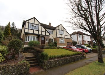 Thumbnail 4 bed detached house for sale in Lackford Road, Chipstead, Coulsdon