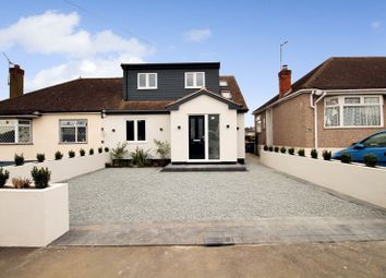 Thumbnail 4 bed semi-detached house for sale in Langdon Road, Rayleigh