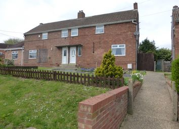 Thumbnail 3 bed semi-detached house for sale in Olney Road, Lavendon, Olney