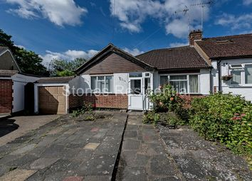 Thumbnail 2 bedroom semi-detached bungalow for sale in Richmond Gardens, Harrow Weald, Harrow