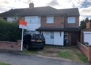 Thumbnail 4 bed semi-detached house for sale in Goodes Lane, Syston, Leicester