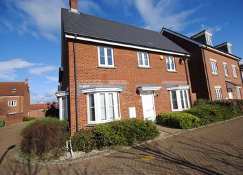Thumbnail 4 bed detached house for sale in Lancaster Way, Pitstone, Leighton Buzzard
