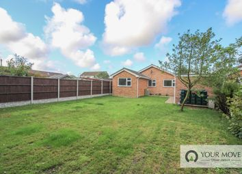 Thumbnail 3 bed bungalow for sale in Appleton Drive, Ormesby, Great Yarmouth