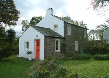 Thumbnail 2 bed cottage to rent in Caldbeck, Wigton