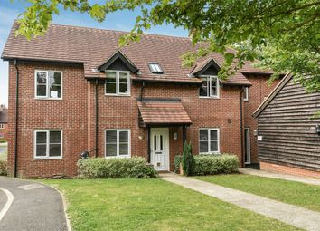 Thumbnail 3 bed flat for sale in Compton, Winchester, Hampshire