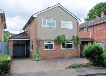 Thumbnail 4 bed detached house for sale in Lansdown Road, Gloucester