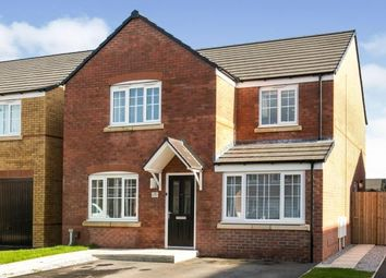 Thumbnail 4 bed detached house for sale in Grayling Avenue, Ellesmere Port, Cheshire, .