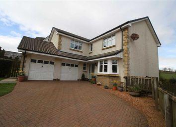 Thumbnail 4 bed detached house for sale in Woodlark Grove, Inverkip Greenock, Renfrewshire