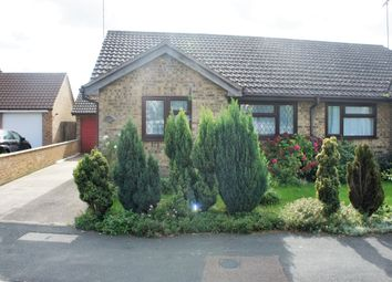 Thumbnail 1 bed bungalow to rent in Violet Way, Yaxley, Peterborough