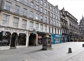 Thumbnail 3 bed flat to rent in High Street, Edinburgh