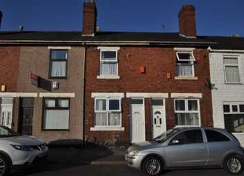 Thumbnail 2 bed flat for sale in Oldfield Street, Fenton, Stoke-On-Trent ST4 3Pg
