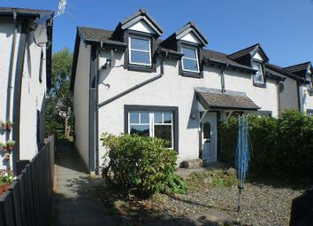 Thumbnail 3 bedroom semi-detached house for sale in Finglas Gardens, Callander