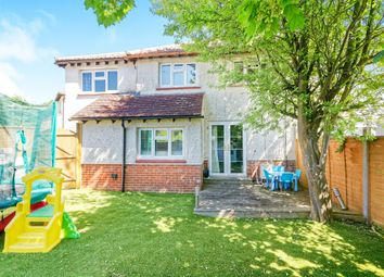 Thumbnail 4 bedroom semi-detached house for sale in Chesterfield Road, Basingstoke