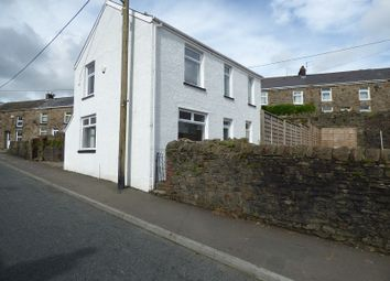 Thumbnail 2 bed detached house for sale in Dinam Street, Nantymoel, Bridgend.