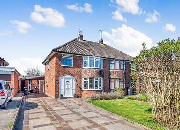 Thumbnail 3 bedroom semi-detached house for sale in Hadley Park Road, Leegomery, Telford