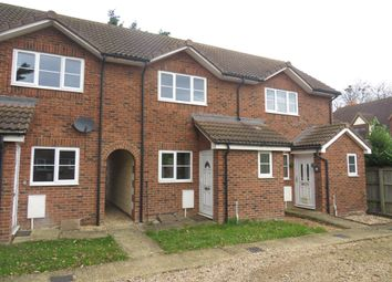 Thumbnail 2 bedroom terraced house for sale in Homelands, Guyhirn, Wisbech