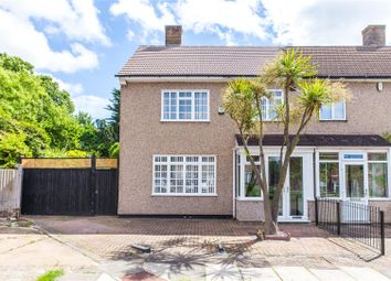 Thumbnail 3 bed semi-detached house for sale in Dursley Close, Kidbrooke, London