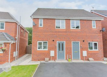 Thumbnail 2 bed semi-detached house for sale in Valley View, Bury