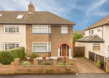 Thumbnail 3 bed semi-detached house for sale in Oxford Avenue, St.Albans