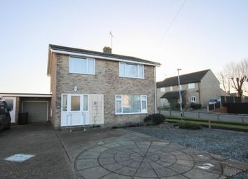 Thumbnail 4 bed detached house for sale in Wisbech Road, Littleport, Ely