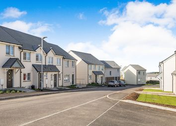 Thumbnail 3 bed semi-detached house for sale in Treskerby Woods, Redruth, Cornwall