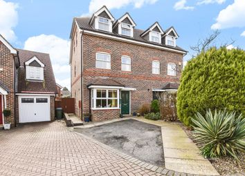 3 bed semi-detached house for sale in Dean Way, Storrington RH20