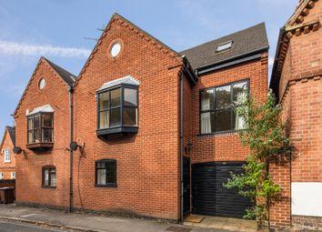 Thumbnail 3 bedroom semi-detached house for sale in Lenton Avenue, The Park, Nottingham