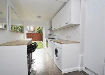 Thumbnail 3 bedroom terraced house to rent in Laburnum Road, Wimbledon, London