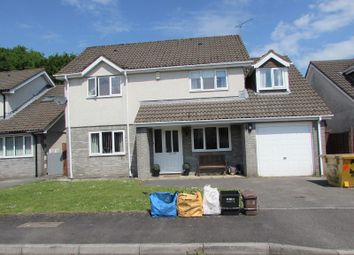 Thumbnail 5 bed detached house for sale in Charles Avenue, Pencoed, Bridgend.