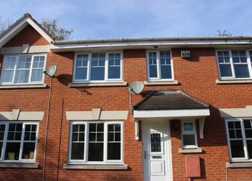 Thumbnail 3 bed terraced house to rent in Regent Close Edgebaston 7Pl, Edgebaston, Bimingham