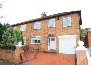Thumbnail 4 bedroom semi-detached house for sale in Court Hey Road, Bowring Park, Liverpool