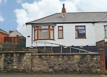 Thumbnail 2 bed semi-detached bungalow for sale in Church Road, Rumney, Cardiff, South Glamorgan