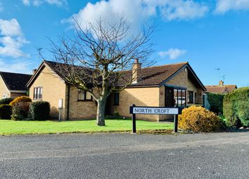 Thumbnail 3 bedroom detached bungalow to rent in Northcroft, Saxilby, Lincoln