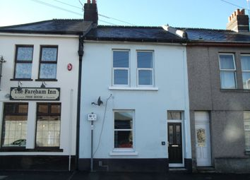 Thumbnail 2 bedroom terraced house to rent in Commercial Road, Plymouth