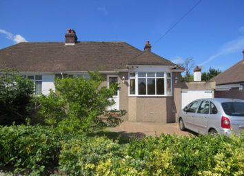 Thumbnail Semi-detached bungalow to rent in Malvern Road, Orpington