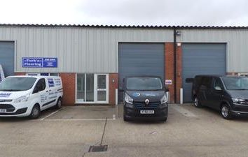 Stafford Close, Fairwood Industrial Park, Leacon Road, Ashford, Kent TN23. Light industrial to let